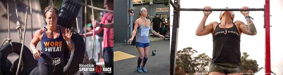Jennifer Lynch, owner of Game Changer Fitness
